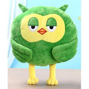 Soft Toy Owl Cushion