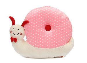 Soft Toy Snail Cushion