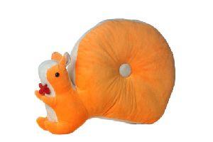 Soft Toy Squirrel Cushion