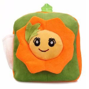Soft Toy Sunflower Bag