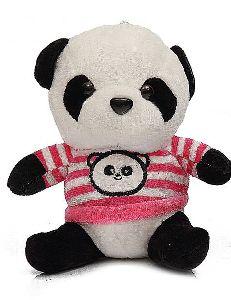 Thug Panda Soft Toy