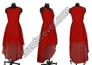 Burger Red Dresses