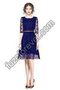 Rich Blue Dresses