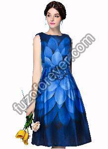 Liza  Blue Dresses