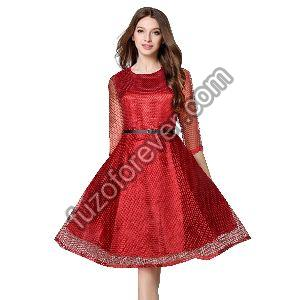 Maxican Maroon Dresses
