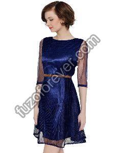 Maxican Navy Blue Dresses