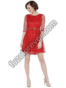 Maxican Red Dresses