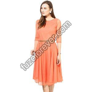 Orange Moonlight Dresses