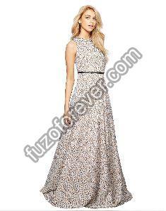 Pepe Leopard Designer Gowns
