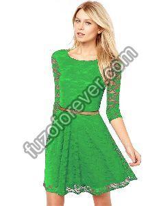 Rich Green Dresses