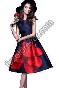 Rosy Designer Dresses