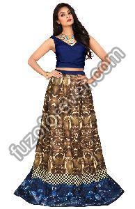 Rudra Designer Lehenga