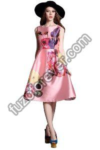 Ruhi Pink Dresses