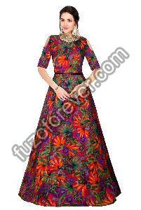 Zorba 8061 Designer Gowns