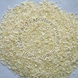 Dehydrated White Onion Granulated