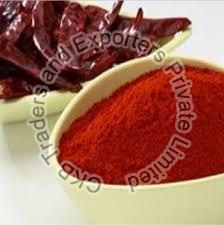 Heat Treated Low Red Chilli Powder