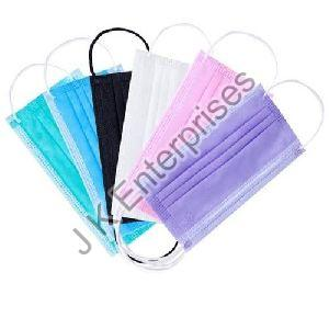 3 Ply Coloured Surgical Mask