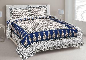 king sizes printed Bed Sheet Set