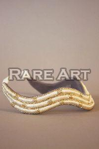 Embroidered Hair Band