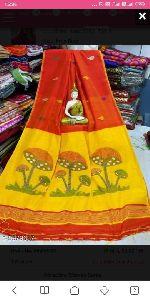 Mistik Cotton Silk Sarees
