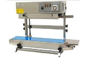 R-770 V Continuous Band Sealer Machine