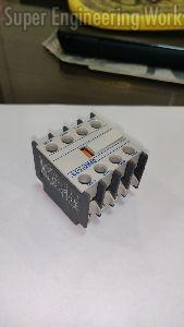 AC Contactor Auxiliary Block