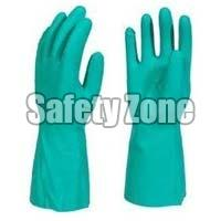 Nitrile Rubber Hand Gloves