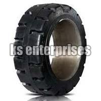 Forklift Press On Tyre