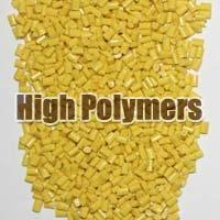 Yellow ABS Granules