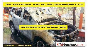 Car Engine Fire Protection Service