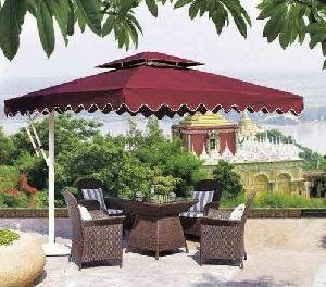 Double Roof Umbrella