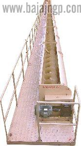 Distribution Screw Conveyor