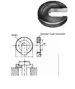 C Type Clamping Washers
