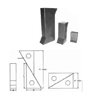Clamping Heavy Duty Step Blocks