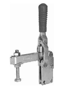 Vertical Handle Straight Base Hold Down Toggle Clamp