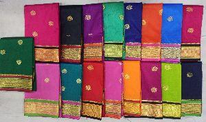 Paithani Kurti Material