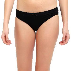 Black Bikini Panty