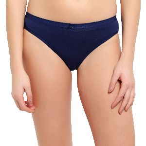 Navy Blue Bikini Panty