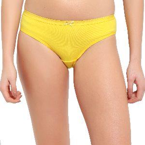Yellow Bikini Panty
