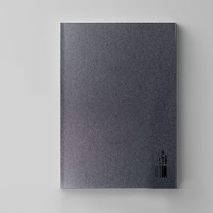 Soft Cover Journal Dull Black Diary