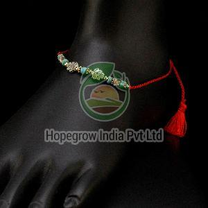 Handcrafted Anklets