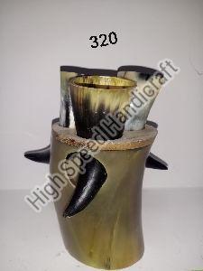 Drinking Horn Set
