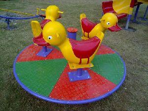 Duck 3 Seater Merry Go Round