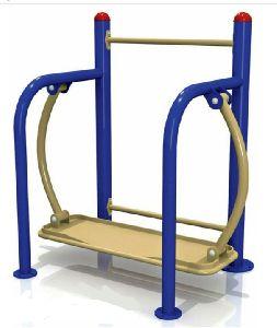 Outdoor Gym Side Runner Machine