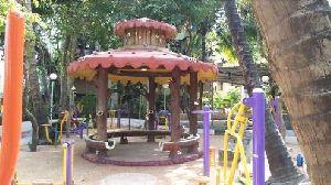 Playground Gazebo