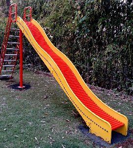 Roller Wave Slide