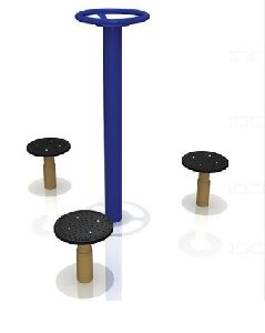 Triple Standing Twister