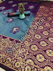 Banarasi Silk Casual Saree