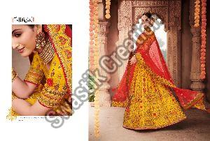 Stylish Bridal Lehenga