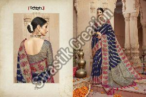 Trendy Bridal Saree